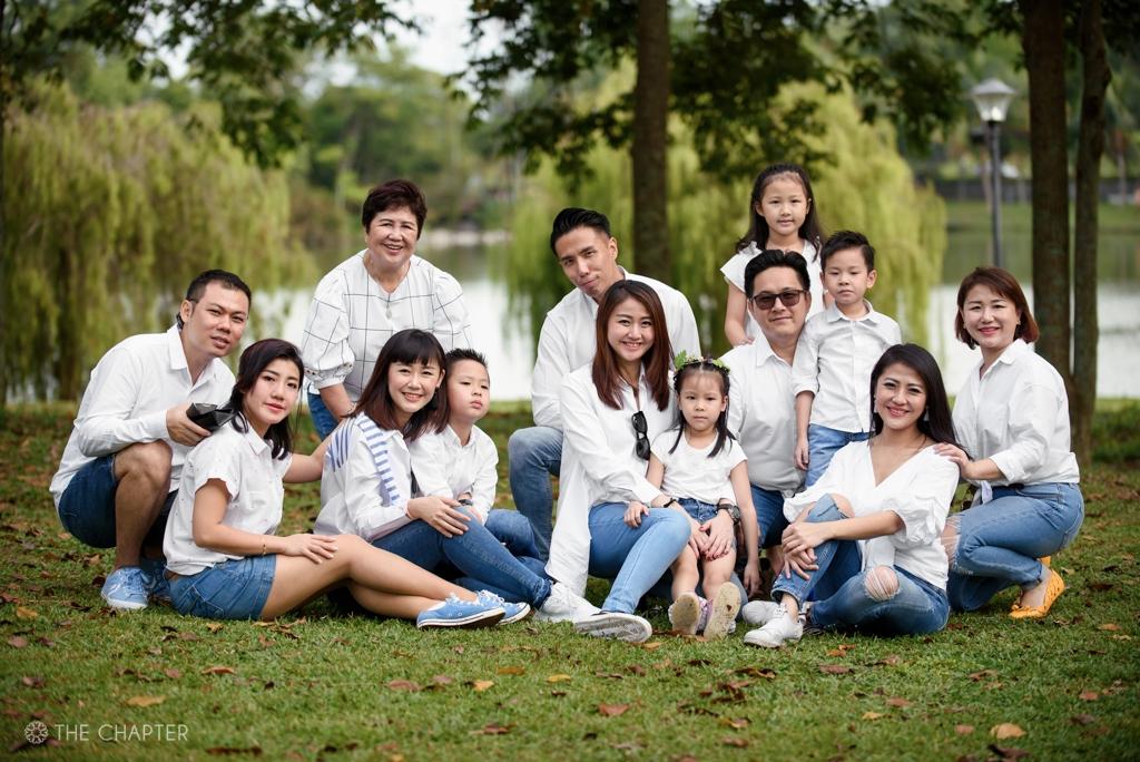 Family Photoshoot Malaysia