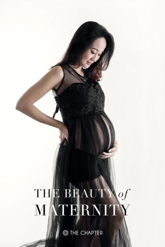 maternity portraits ipoh, maternity photography ipoh studio photographer