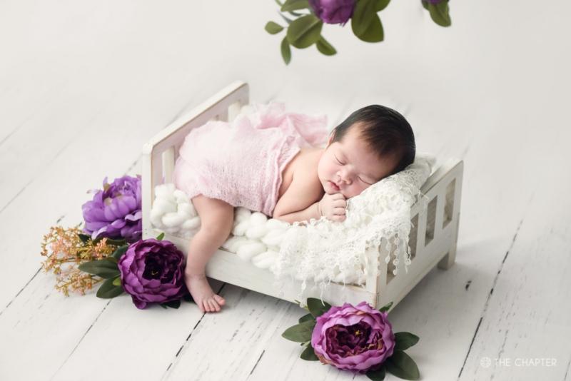 newborn portraits ipoh photography studio, baby portraits ipoh photography studio
