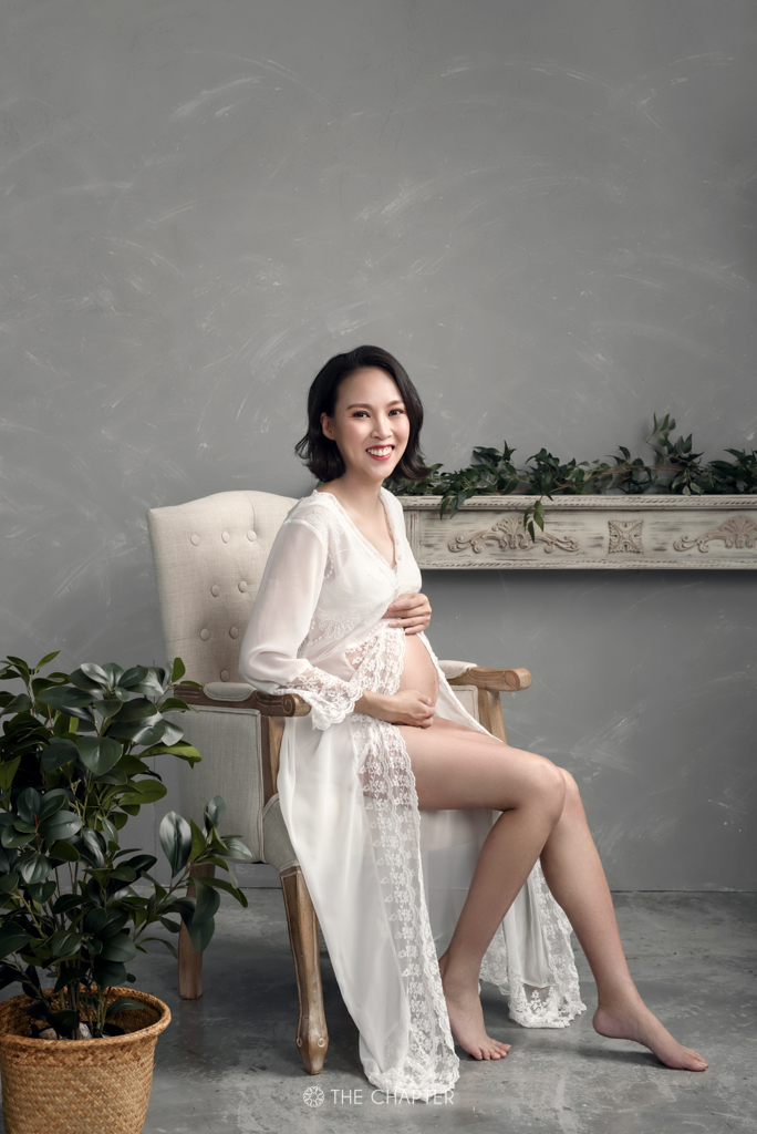 maternity portraits ipoh
